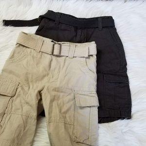 Boys' Levi's Airwalk cargo shorts size 8